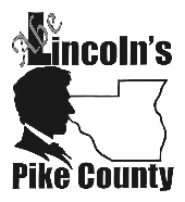 Abe Lincoln's Pike County Logo