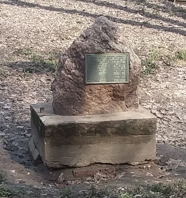99th Illinois Infantry Monument in Florence, Illinois