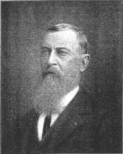 Photo of Captain Henry Budd Atkinson
