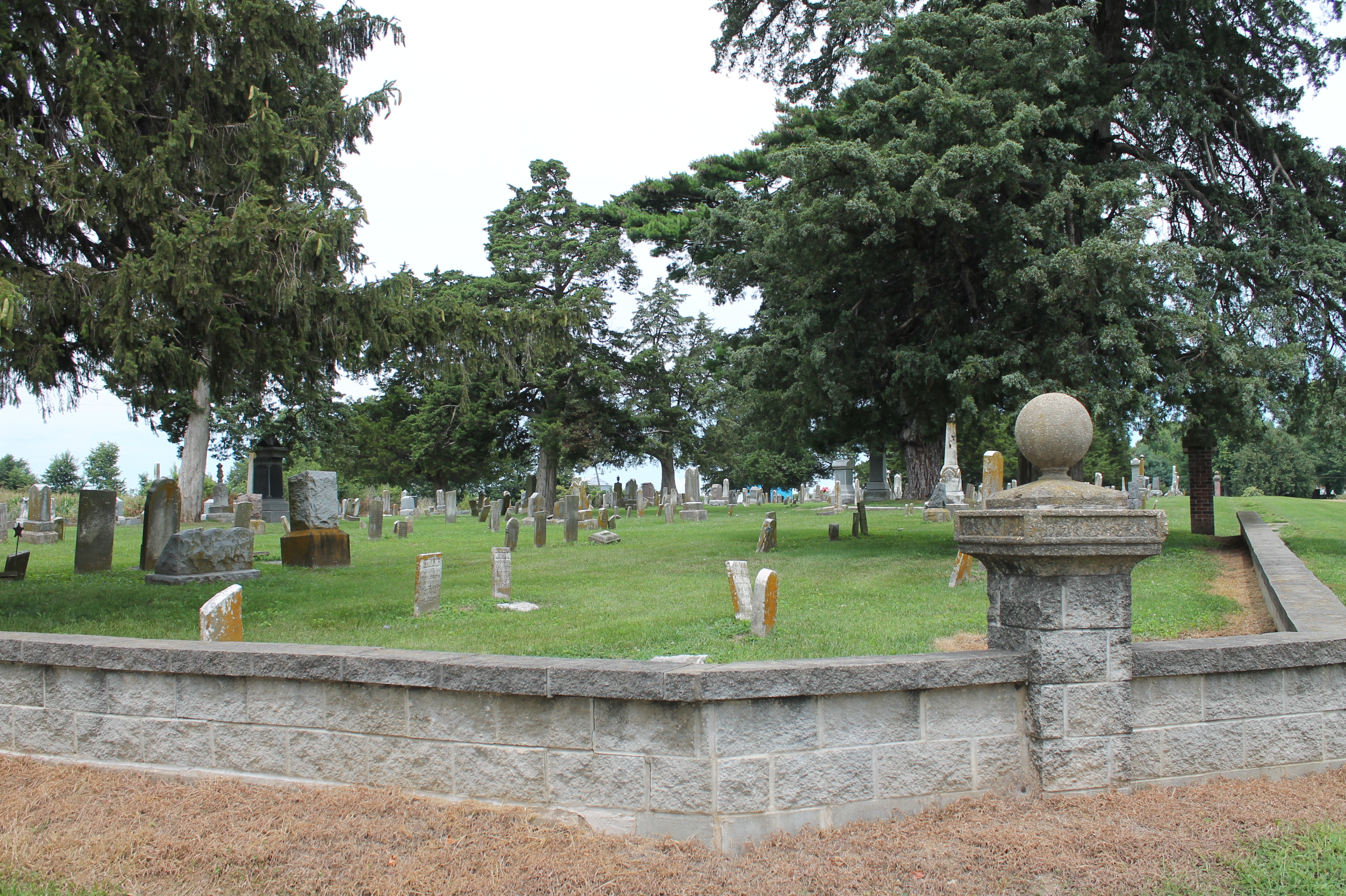 Old Barry Cemetery