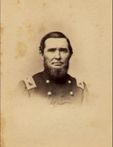 Photo of John January Mudd