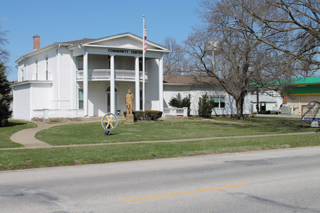 Pike County Chamber of Commerce Exterior